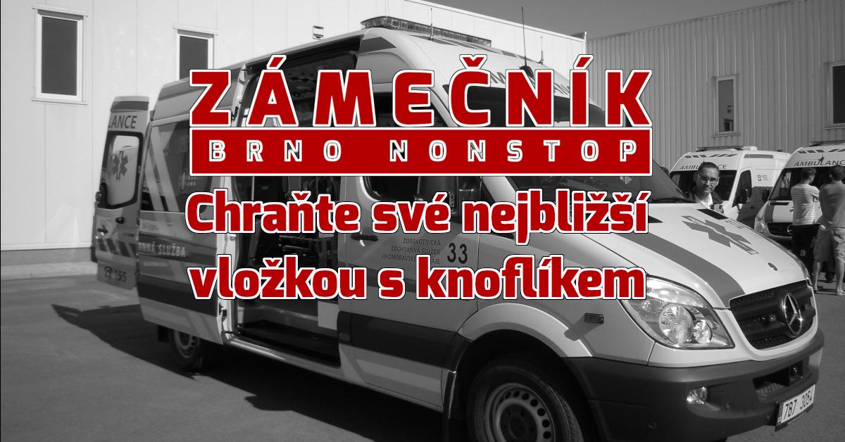 Cylindrická vložka s knoflíkem | Zámečník Brno non-stop